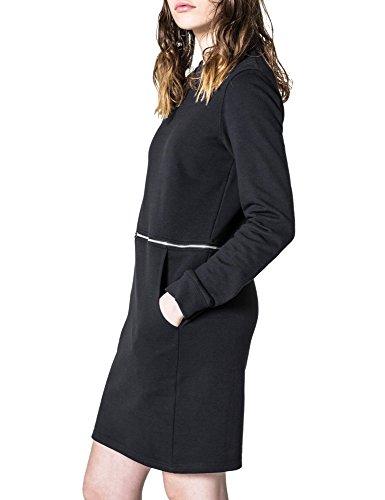 Einheitsgröße schwarz Cheap Monday Damen Schwarz schwarz Kleid qw6TIgP1X