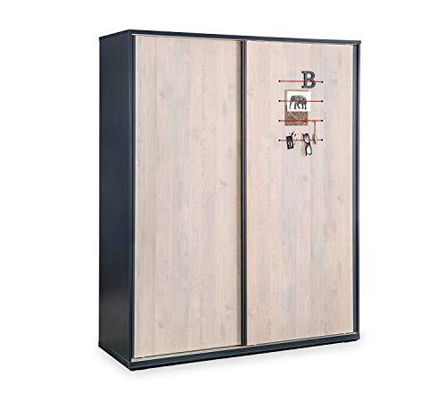 árbol de - Armario - Un Armario de Dos puertas correderas ...