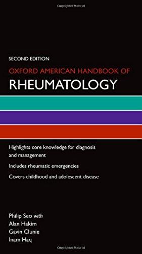 Oxford American Handbook of Rheumatology (Oxford American Handbooks of Medicine)