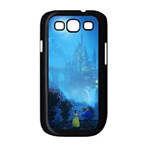 Fashion Beauty and the Beast Personalized samsung galaxy s3 i9300 Case Cover