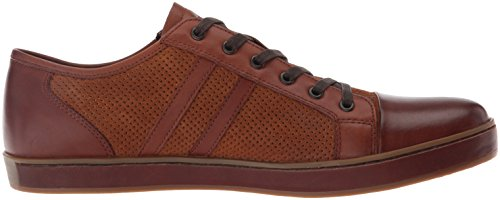 Kenneth Cole New York Mens Brand Wagon 2 Fashion Sneaker Ruggine