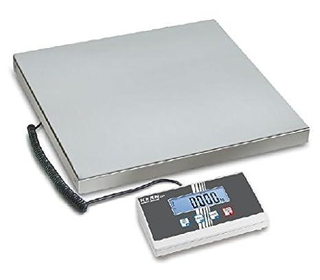 Plataforma Báscula Max 300 kg: D=0,1 kg: Amazon.es: Bricolaje y herramientas