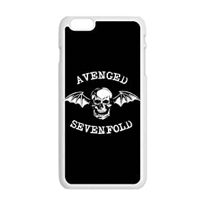 avenged sevenfold logo Phone Case for Iphone 6 Plus