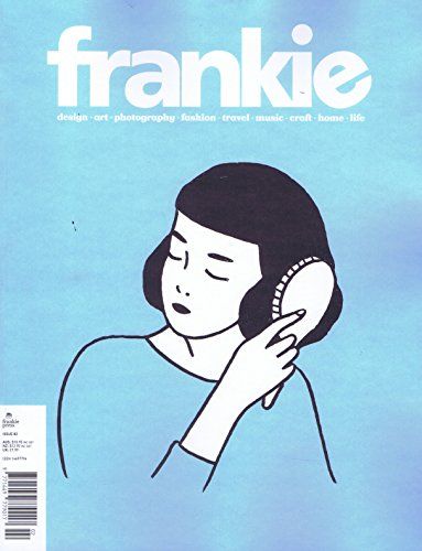 Frankie No. 82 2018 大きい表紙画像