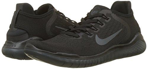 Donna anthracite 2018 black Running Rn Nero 002 Scarpe Nike Free Av1qSAP