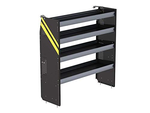 (Ranger Design Steel Shelving Unit for Deep High Roof Van, 18