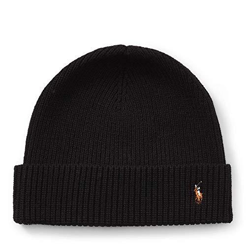 Polo Ralph Lauren Men`s Merino Wool Watch Cap ()