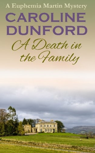 A Death in the Family (The Euphemia Martins Mysteries) (Volume 1)