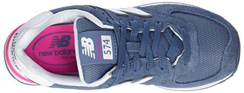 Sneakers Bleu New Balance Basses Wl574cna Blue Femme SnAwqf1
