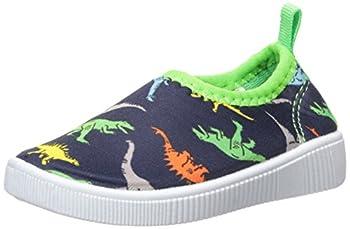 Carter's Baby Floatie Boy's & Girl's Water Shoe, Navy, 7 M Us Toddler 0