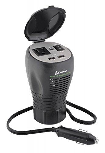 Cobra CPI290CH 200W Cup-Holder Design Power Inverter