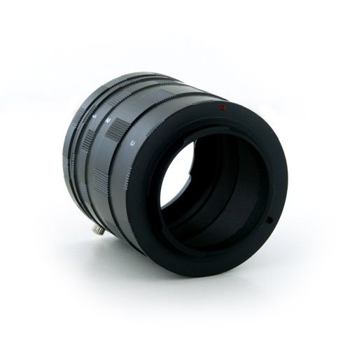 10 Close Up Macro Lens in Pouch Zykkor 58 mm