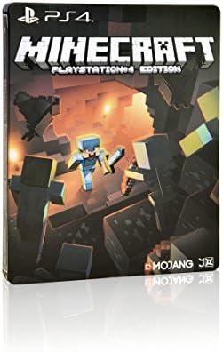 Minecraft - Steelbook Edition [Importación Alemana]: Amazon.es: Videojuegos
