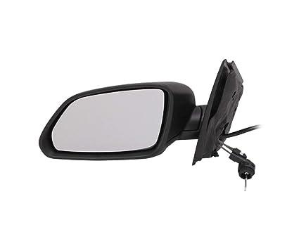 Espejo retrovisor izquierdo ASPH. Man. Negro: Amazon.es: Coche y moto