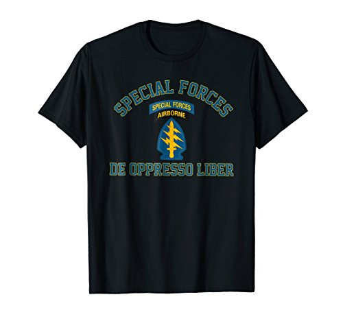 Special Forces Group Shirt
