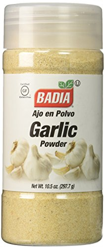 Badia Spices Garlic Powder, 10.5 oz ()