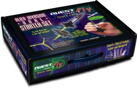 RTF Micro Alien Invasion Dual Starter Set HAZ