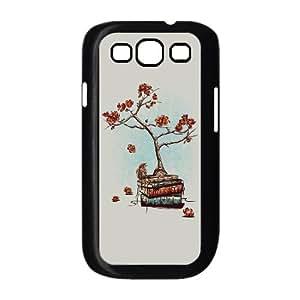 Samsung Galaxy S3 9300 Cell Phone Case Black re-born Aoxiz