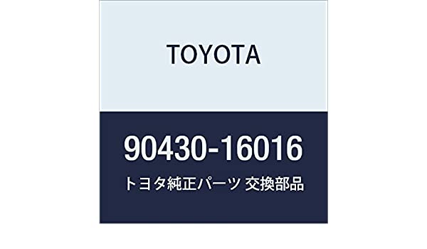 Genuine Toyota Gasket 90430-16016