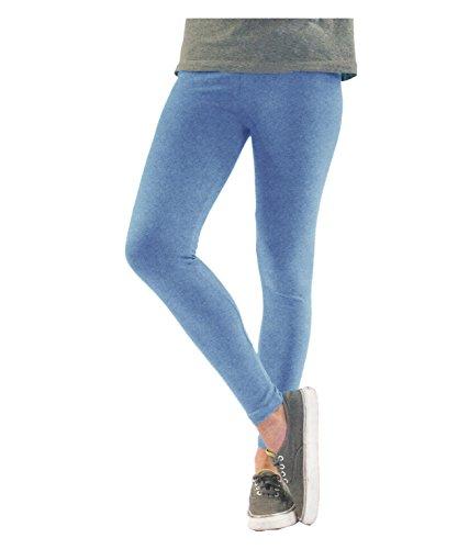 De Jeans Rojo Para Negro Polainas Longitud Del Blanco Opacas Mujer Verde Gris Algodón Amarillo Tobillo Leggings zZ0Eq5
