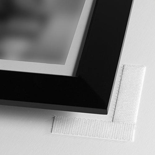 "075967900762 - VELCRO Brand - Sticky Back - 3 1/2"" x 3/4"" Strips, 4 Sets - White carousel main 1"