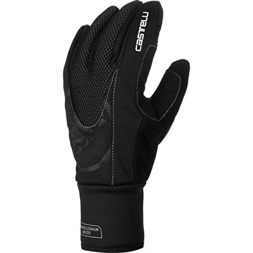 Castelli Estremo Glove - Men's Black, L from Castelli