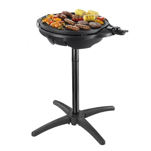 George Foreman Indoor and Outdoor Grill 22460 - Black