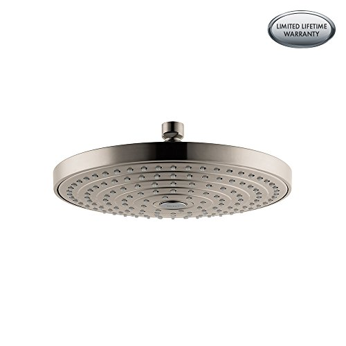 Hansgrohe 26469821 Raindance Select S 240 Showerhead, Brushed Nickel
