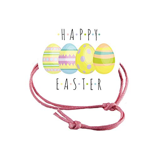 Napkin Knots Easter Napkin Ring - Easter Eggs (Pack of 10) (Standard)