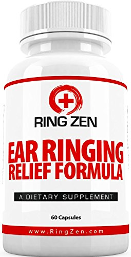 RingZen Tinnitus Capsules Supplement Effective product image