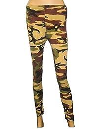Rimi Hanger Girls Footless Lycra Neon Leggings Dance Pants 5-12 Years