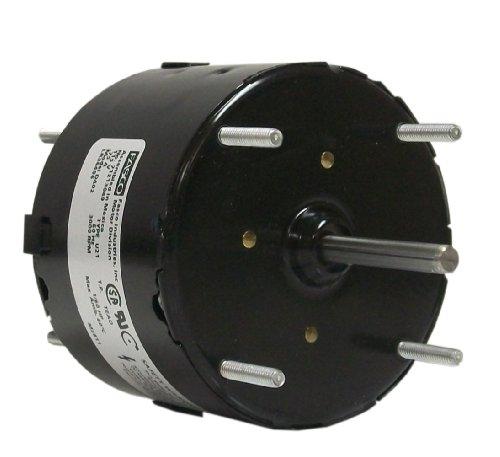 Fasco D403 Blower Motor, 3.3-Inch Frame Diameter, 1/60 HP, 3000 RPM, 115-volt, 0.75-Amp, Sleeve Bearing