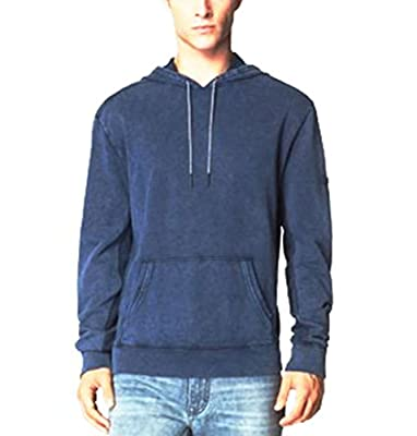 Calvin Klein Jeans Indigo Hoodie Vanish Blue, XLarge