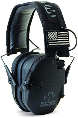 Walker s Patriot Slim Electronic Protective Ear Muff Certified Refurbished