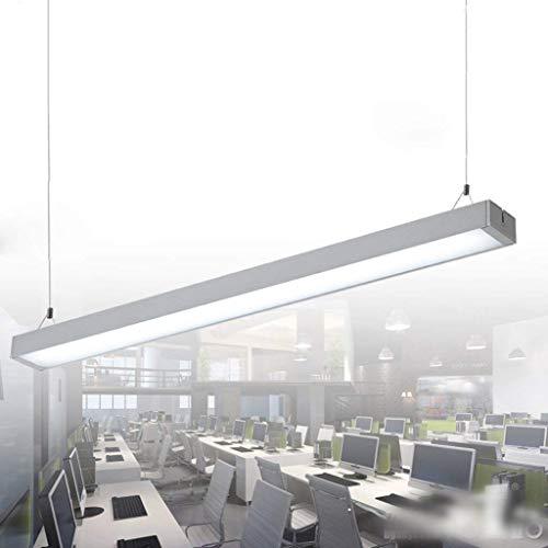 AXCJ Lustre- Suspension créative Simple rectangulaire, Magasin de vêteHommests Magasin de vêteHommests Chandelier.