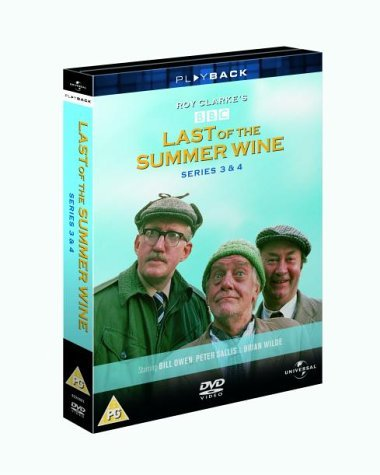 Last of the Summer Wine Series 3 & 4 [Region 2 Import - Non USA Format]