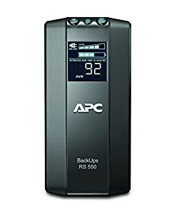 APC Power-Saving Back-UPS PRO – BR550GI – Uninterruptible