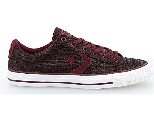 Converse, Herren Sneaker Bordeaux
