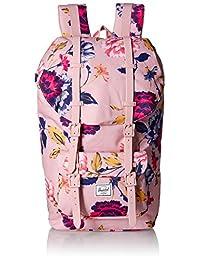 Herschel Little America Backpack, Winter Flora, One Size