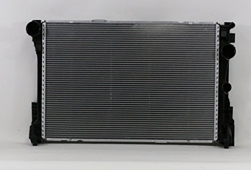 Radiator Assembly - Cooling Direct For/Fit 13376 12-14 Mercedes-Benz C-Class Coupe/Sedan 1.8L 12-14 SLK 1.8L Automatic 3.5L