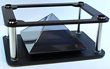 Amazon.com: PREMIUM 3d Holograma Proyector de vídeo Pirámide ...