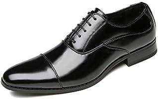 [フォクスセンス] ビジネスシューズ 軽量・撥水 ドレスシューズ ストレートチップ 紳士靴 内羽根 メンズ
