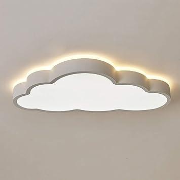 RREN LED Clouds Deckenleuchte, Kinderzimmer Deckenleuchte, 360 ...