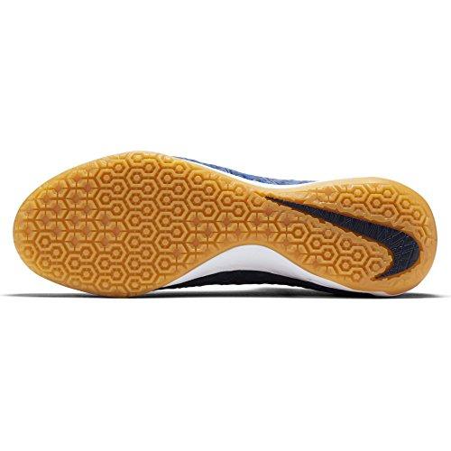 Nike Herren 747486-484 Hallenfußballschuhe Blau