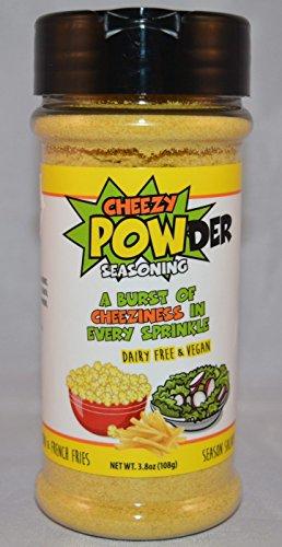 powdered parmesan cheese - 4