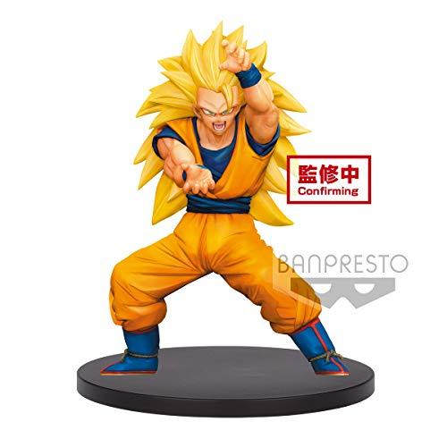 Banpresto Dragonball Super Chosenshi Retsuden Vol.4 (A: Super Saiyan 3 Son Gokou) from Banpresto