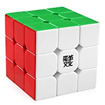 D-FantiX Yj Moyu Aolong V2 Stickerless Speed Cube 3x3 Enhanced Version
