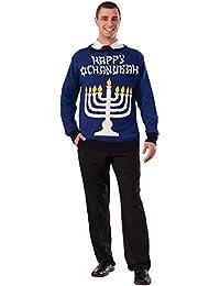 Adult Chanukah Classic Sweater