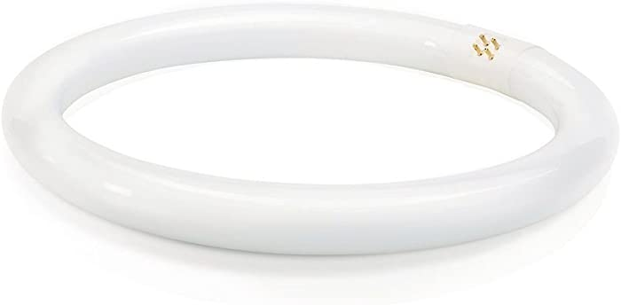 (6 Pack) Philips 391177 Circline Fluorescent 32-Watt 12-Inch T9 Cool White Light Bulb