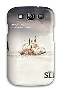 Snap-on Serenity Case Cover Skin Compatible With Galaxy S3